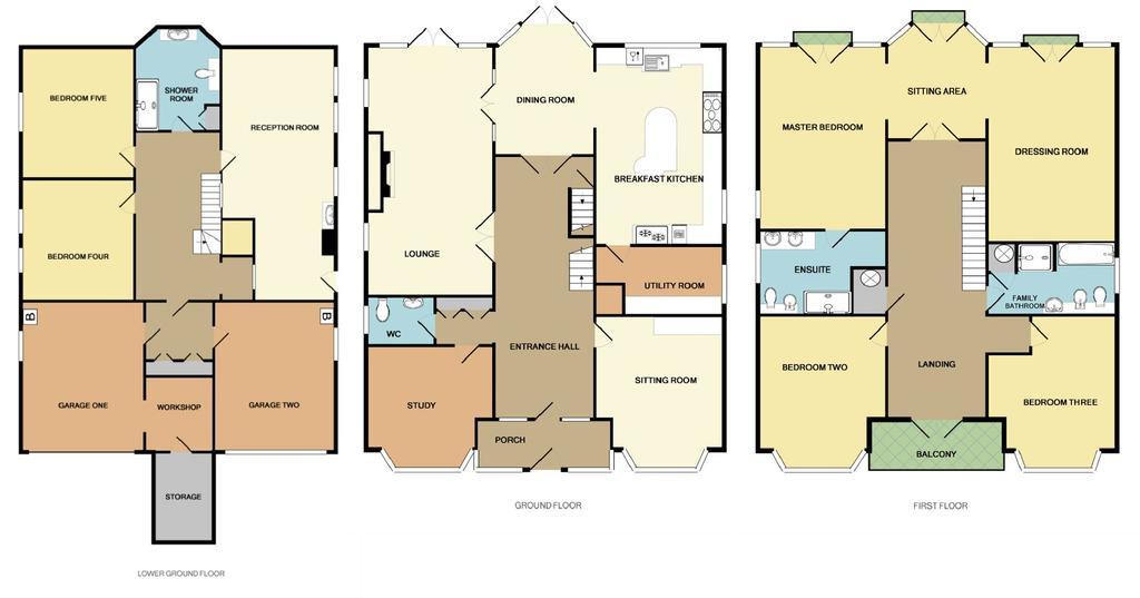 Floorplan 4 of 5