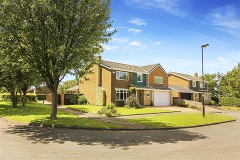 5 bedroom detached house for sale - Mandarin Close, Westerhope, Tyne & Wear