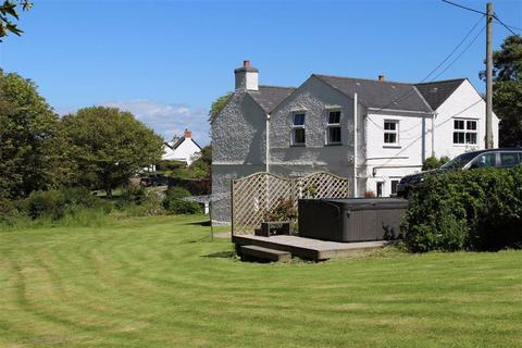 4 bedroom property with land for sale - Llanmadoc
