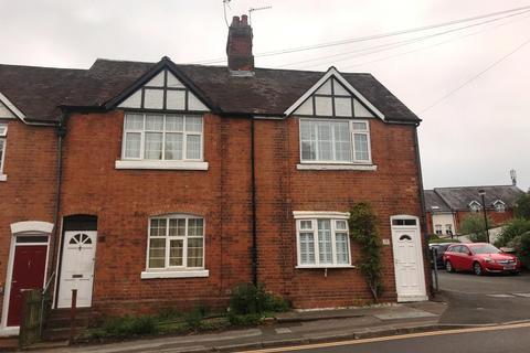 2 bedroom end of terrace house to rent - Poplar Road, Dorridge, B93 8DD