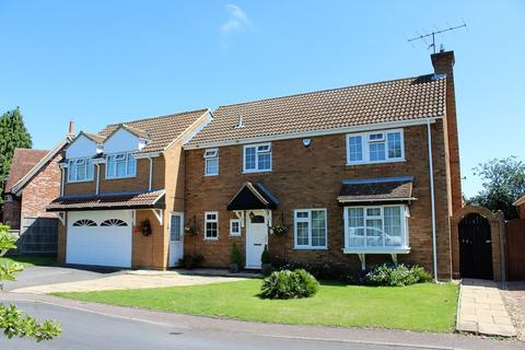 5 bedroom detached house for sale - Northfield Close, Henlow, SG16