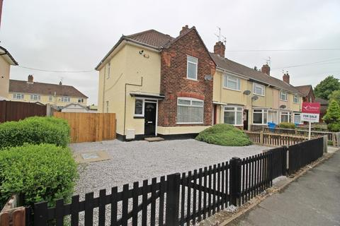 3 bedroom end of terrace house for sale - Ruswarp Grove, Hull