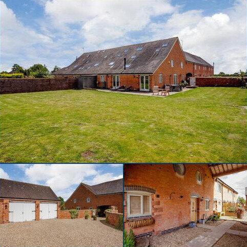 5 bedroom barn conversion for sale - Woodhey Lane, Faddiley
