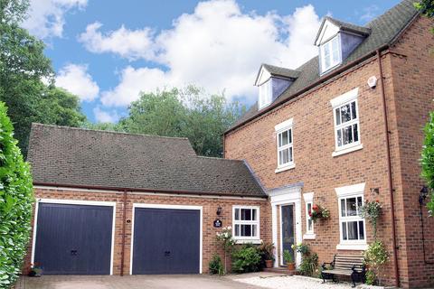 5 bedroom detached house for sale - Appletree Close, Catherine-de-Barnes, Solihull, West Midlands, B91