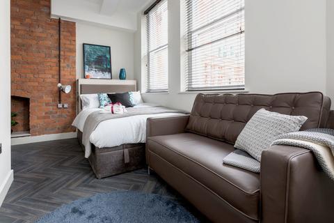 Studio to rent - King Street