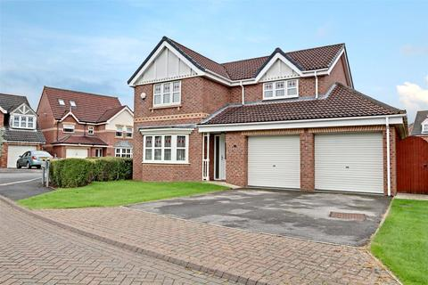 4 bedroom detached house for sale - Keynes Park, Kingswood, Hull, East  Yorkshire, HU7