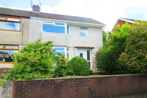 3 bedroom semi-detached house for sale - Padleys Close, Maesteg, Bridgend. CF34 0TX
