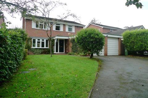 4 bedroom detached house to rent - Beconsfield Close, Dorridge, Solihull, West Midlands, B93