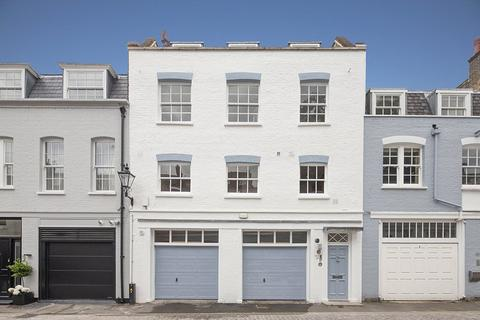 4 bedroom mews for sale - Devonshire Mews South, London