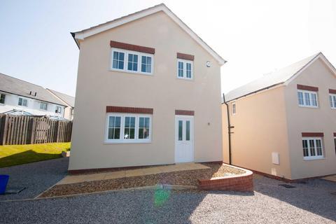 3 bedroom detached house to rent - Plot 1, Clos Y Goron, Lixwm