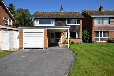 4 bedroom detached house for sale - Lightwood Close, Knowle, Solihull, B93 9LS