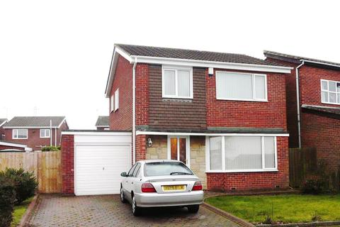 3 bedroom detached house for sale - Mangrove Close, Newcastle upon Tyne