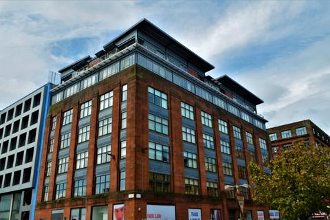 2 bedroom flat for sale - Hutcheson Street, Flat 5/4, Merchant City, Glasgow, G1 1SJ