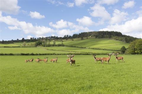 Farm for sale - Culquoich Estate, Glenkindie, Alford, Aberdeenshire, AB33