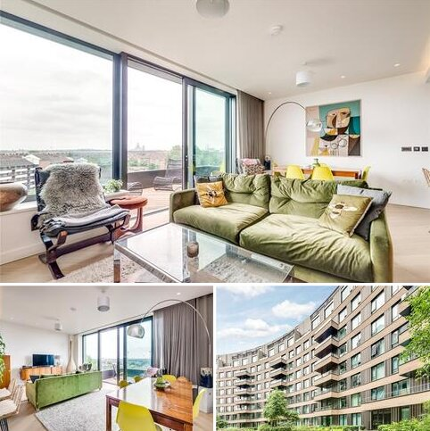 2 bedroom apartment for sale - Television Centre, 4 Wood Crescent, London, W12