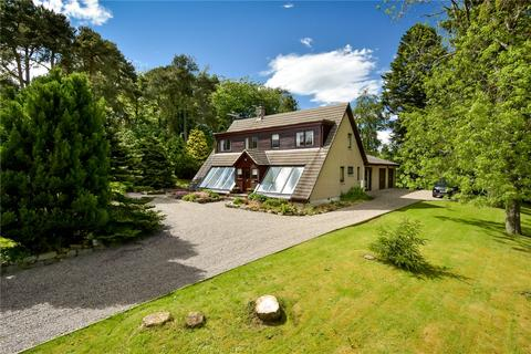5 bedroom detached house for sale - Pine Lodge, Muir of Fowlis, Alford, Aberdeenshire, AB33