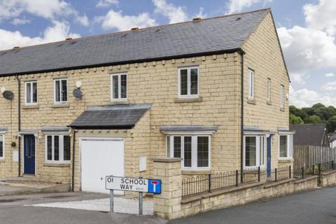 4 bedroom terraced house for sale - OLD SCHOOL WAY, BAILDON, BD17 6NY