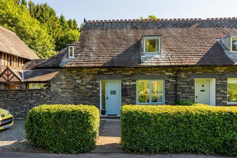 2 bedroom semi-detached house for sale - 1 Coach House Cottages  Ambleside, Cumbria, LA22 0HZ