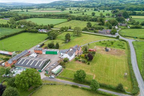 6 bedroom equestrian property for sale - Montgomery, Powys