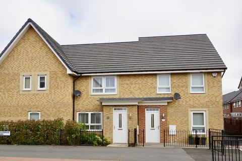 2 bedroom semi-detached house for sale - Northumbrian Way Killingworth