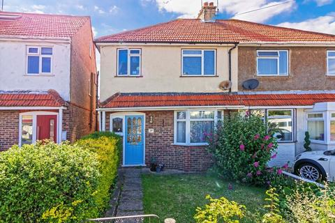 3 bedroom semi-detached house for sale - First Avenue, Lancing