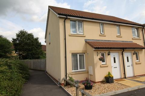 2 bedroom semi-detached house for sale - Tom Price Way, Bishop Sutton