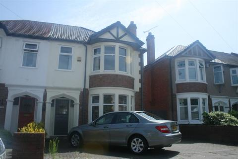 3 bedroom semi-detached house to rent - Heathfield Road, Whoberley, Coventry