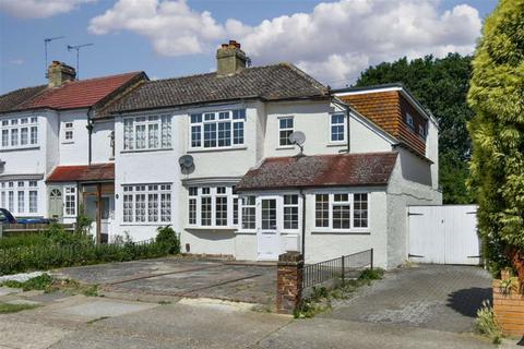 4 bedroom end of terrace house for sale - Rollesby Road, Chessington, Surrey