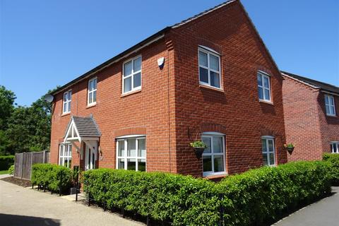 4 bedroom detached house for sale - Usbourne Way, Ibstock, Leicestershire