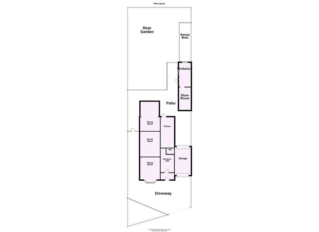 Floorplan 2 of 2: Stockton Lane, York, Plot