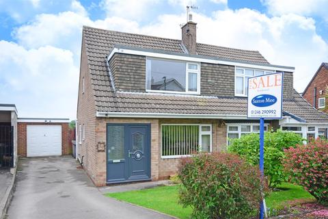 3 bedroom semi-detached house for sale - Hollins Spring Avenue, Dronfield