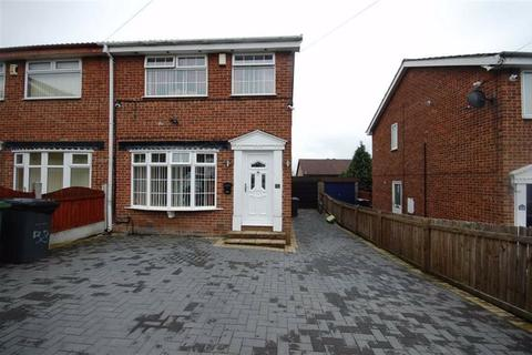 3 bedroom semi-detached house for sale - Russell Close, Heckmondwike, WF16