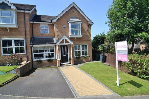3 bedroom semi-detached house for sale - Thrice Fold, Cote Farm, Thackley,