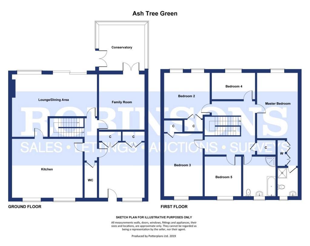 Floorplan: Ash Tree Green   Floorplan