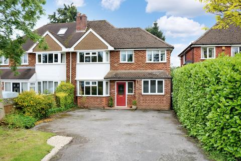 4 bedroom semi-detached house for sale - Station Road, Knowle
