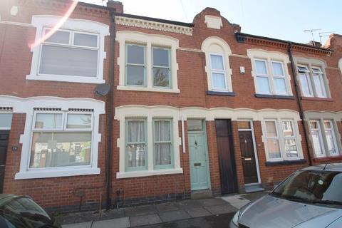 2 bedroom terraced house to rent - Latimer Street, West End, Leicester, LE3 0QF