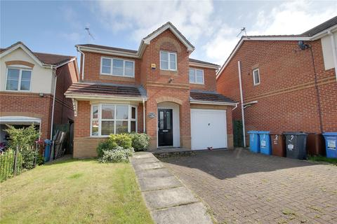 4 bedroom detached house to rent - Chancewaters, Kingswood, Hull, East Yorkshire, HU7