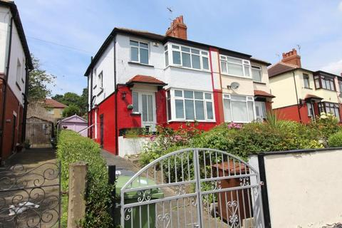 3 bedroom semi-detached house for sale - ROUNDHAY CRESCENT, LEEDS, LS8 4DT