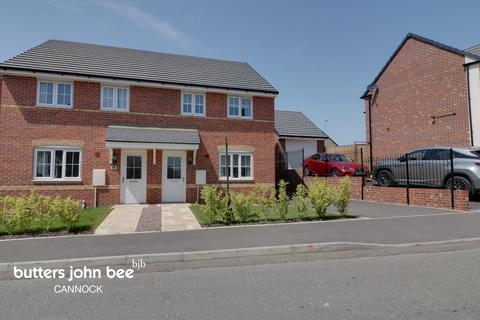 3 bedroom semi-detached house for sale - Cooke Way, Cannock
