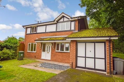 3 bedroom detached house to rent - Medway Crescent, Altrincham, Cheshire, WA14