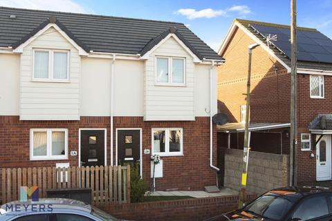2 bedroom semi-detached house for sale - Hendford Road, Ensbury Park, BH10