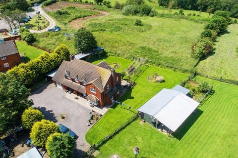 4 bedroom equestrian property for sale - High Street, Dilhorne, Staffordshire