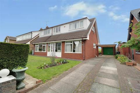 3 bedroom detached house for sale - Crossway Road, Church Lawton