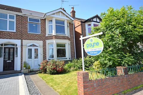 3 bedroom end of terrace house for sale - Sherlock Road, Earlsdon, Coventry
