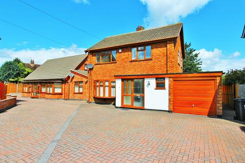 3 bedroom detached house to rent - Chalvington Close, Leicester