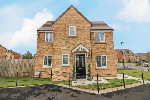 3 bedroom detached house for sale - Hall Drive, Newcastle Upon Tyne