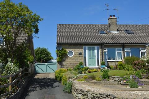 2 bedroom semi-detached bungalow for sale - Church Lane, Thornton-le-Dale