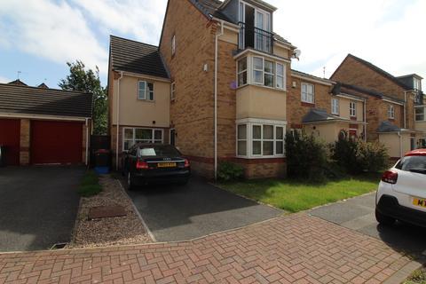 4 bedroom semi-detached house to rent - Robin Bailey Way, Hucknall, Nottingham NG15