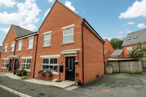 3 bedroom townhouse for sale - Drew Avenue, Bridgefold, Rochdale