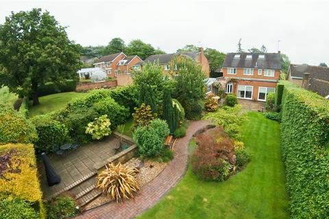 4 bedroom detached house for sale - South Lodge Court, Old Road, Ashgate, Chesterfield, S40 3QG